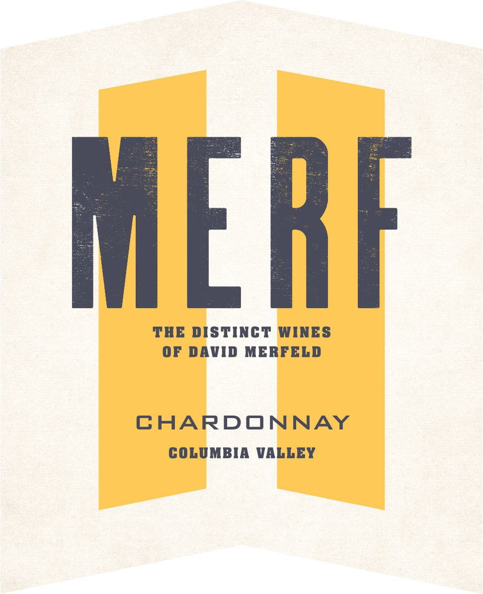 Merf Chardonnay 2017  Front Label