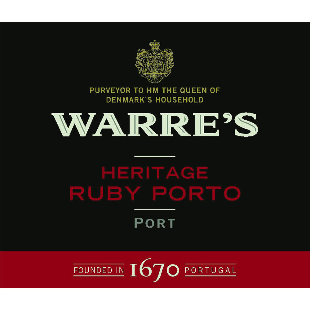 Affordable, quality port by Warre's