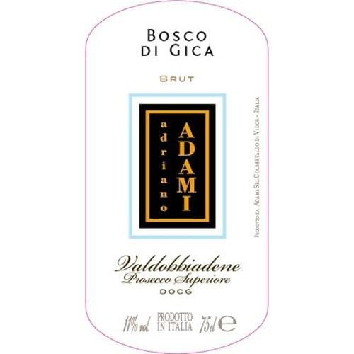 Adami Bosco di Gica Prosecco Superiore - Champagne & Sparkling