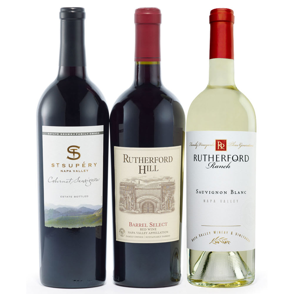 90 Point Napa Valley Wine Gift Set - Wine Collection Gift