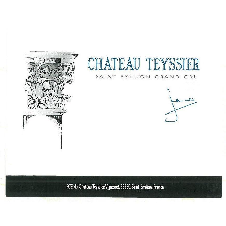 Chateau Teyssier 2011...