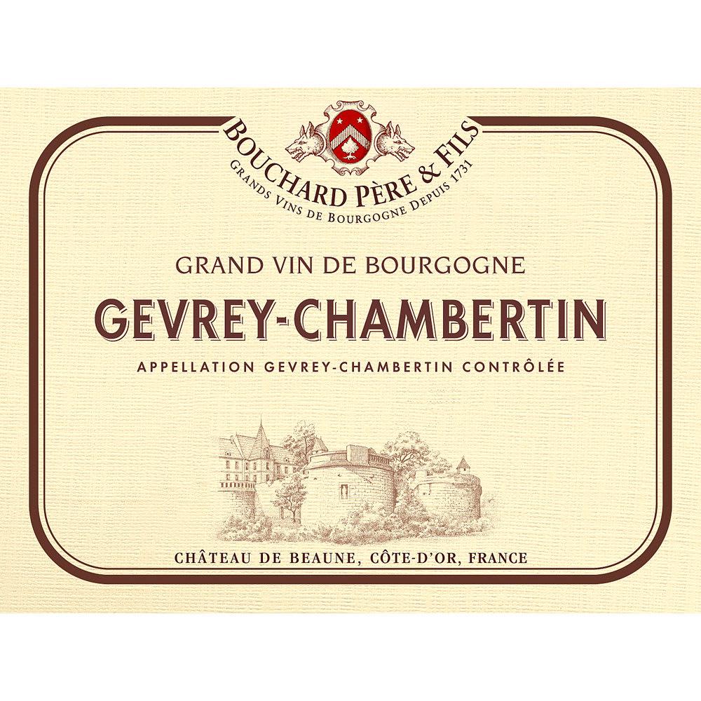 Bouchard Pere & Fils 2012 Gevrey-Chambertin - Pinot Noir Red Wine