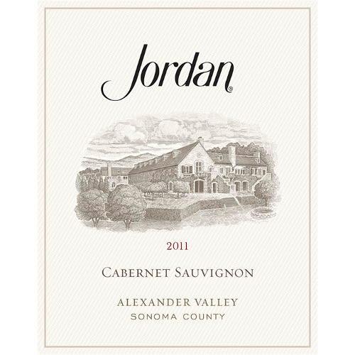 Jordan 2011 Cabernet Sauvignon - Red Wine