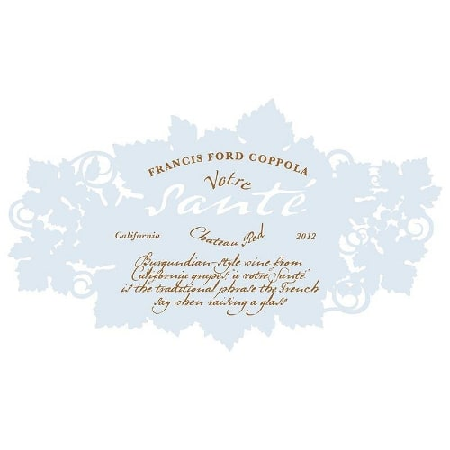 Francis Ford Coppola 2012 Votre Sante Red Chateau - Rhone Blends Red Wine