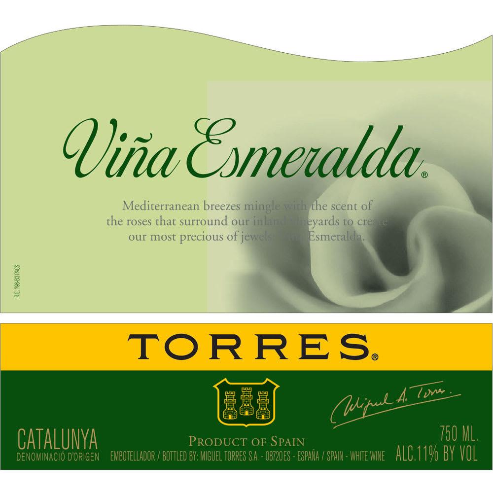 Torres 2014 Vina Esmeralda...