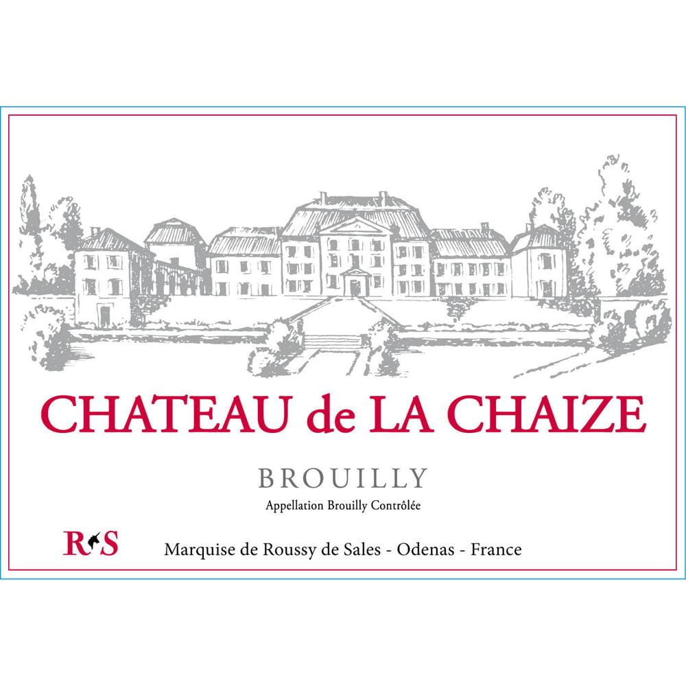 Chateau de la Chaize...