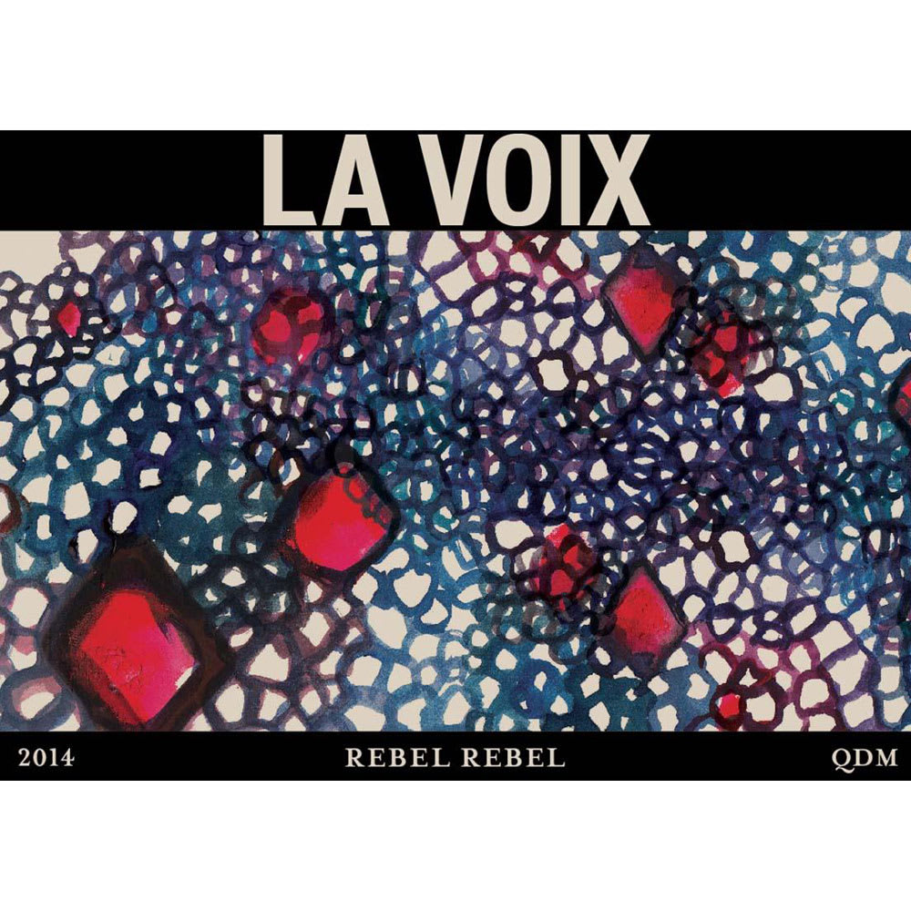 La Voix 2014 Rebel Rebel Pinot Noir - Red Wine