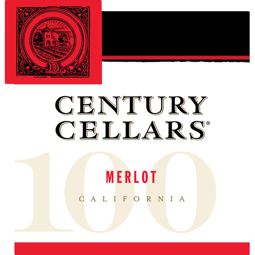 Century Cellars 2014 Merlot - Red Wine