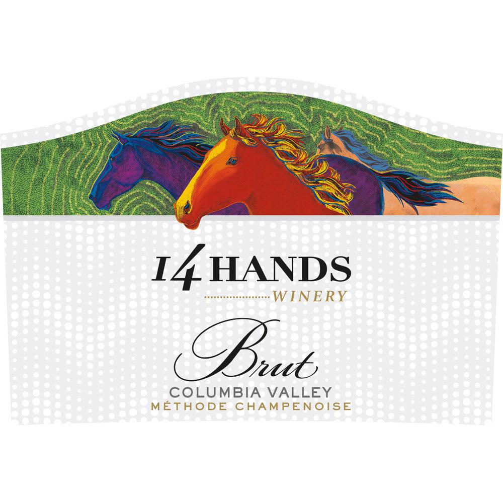 14 Hands Brut - Champagne & Sparkling