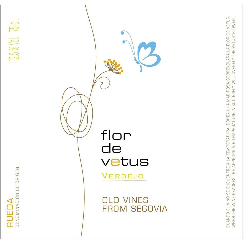 Vetus 2015 Flor de Vetus Verdejo - White Wine