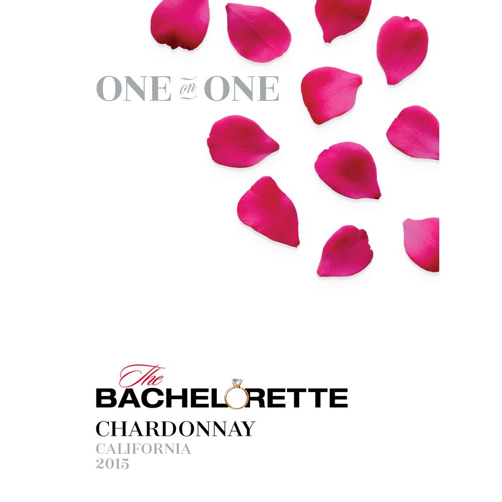Bachelor Wines 2015 One on One Chardonnay - White Wine