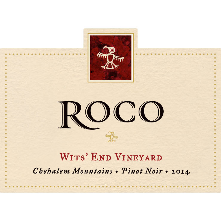 Roco 2014 Wits' End Pinot...