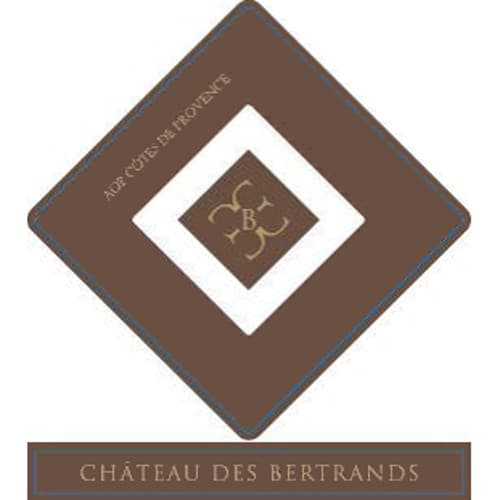 Chateau des Bertrands 2016 Estate Rose - Rosé Rosé Wine
