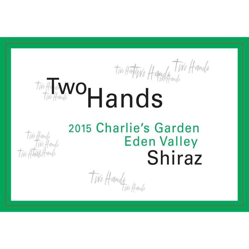 Two Hands 2015 Charlie's Garden Shiraz - Syrah/Shiraz Red Wine
