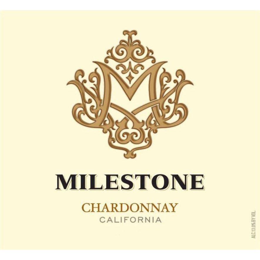 Milestone 2014 Chardonnay - White Wine