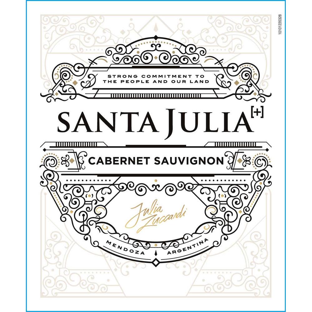 Santa Julia 2017 Plus Cabernet Sauvignon - Red Wine