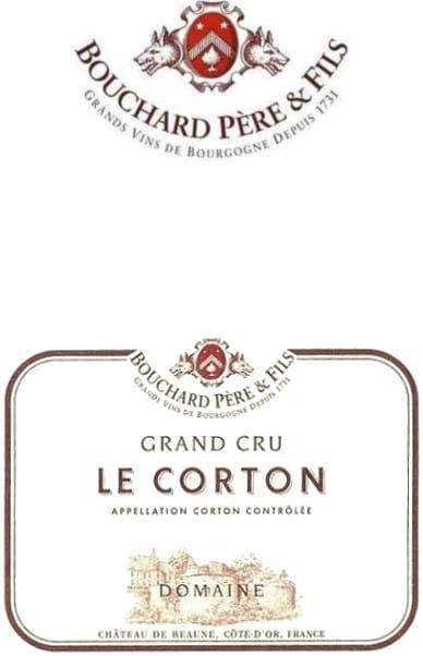 Bouchard Pere & Fils 2014 Le Corton Grand Cru - Pinot Noir Red Wine