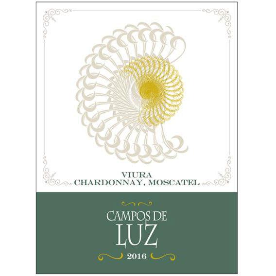 Campos de Luz 2016 Blanc - White Wine