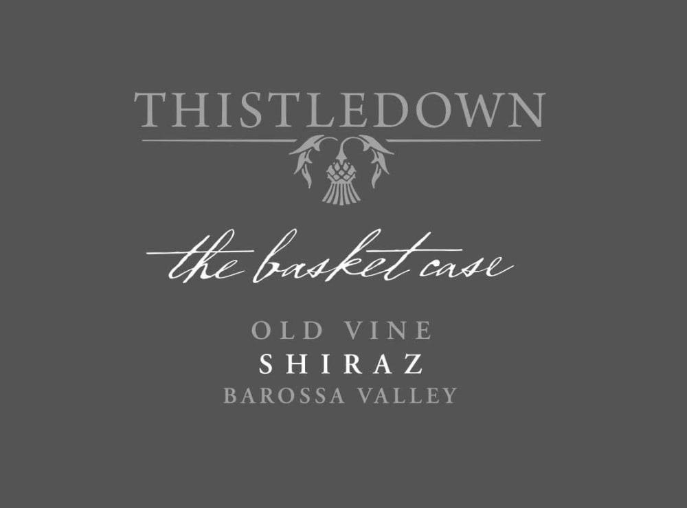 Thistledown 2013 Basket Case Shiraz - Syrah/Shiraz Red Wine