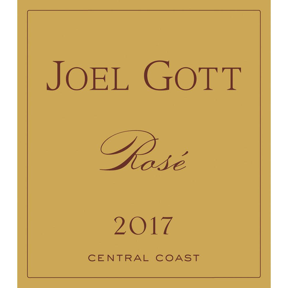 Joel Gott 2017 Rose - Rosé Rosé Wine