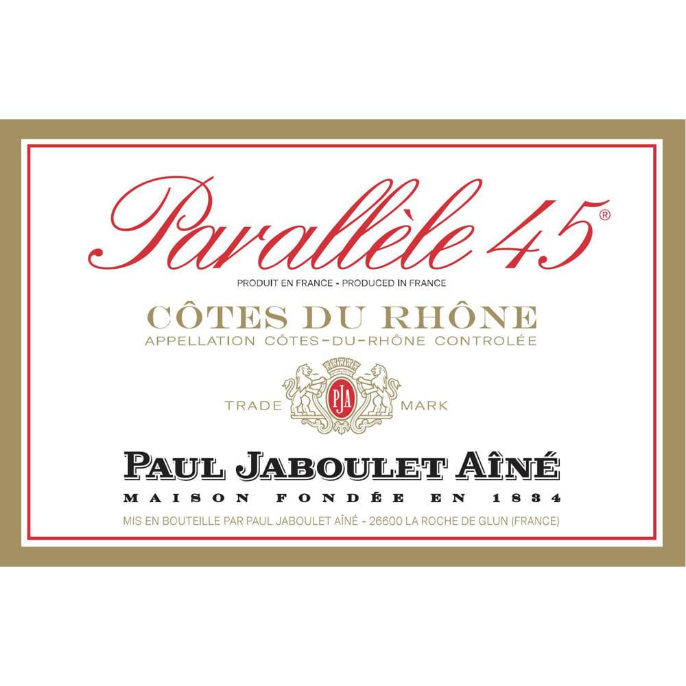 Jaboulet 2017 Parallele 45 Rose - Rosé Rosé Wine