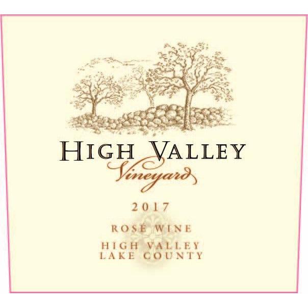 High Valley Vineyards...