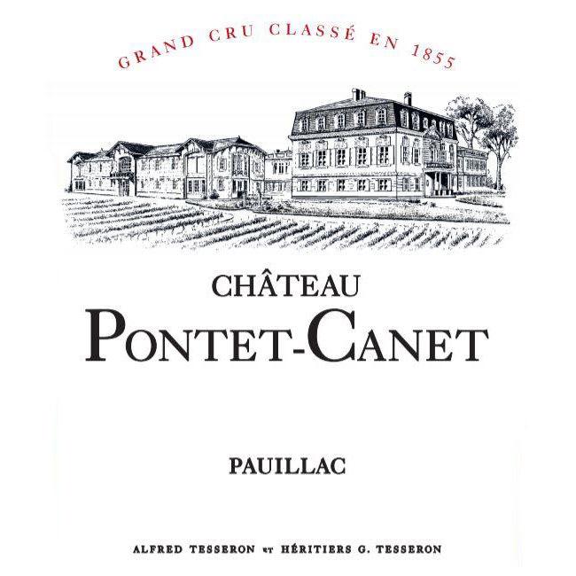 Chateau Pontet-Canet 2017 (Futures Pre-Sale) - Bordeaux Blends Red Wine