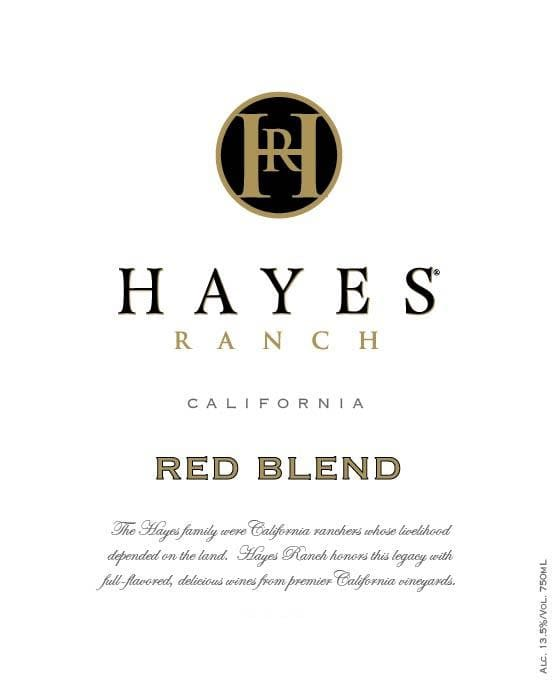 Hayes Ranch 2013 Red Blend - Red Wine