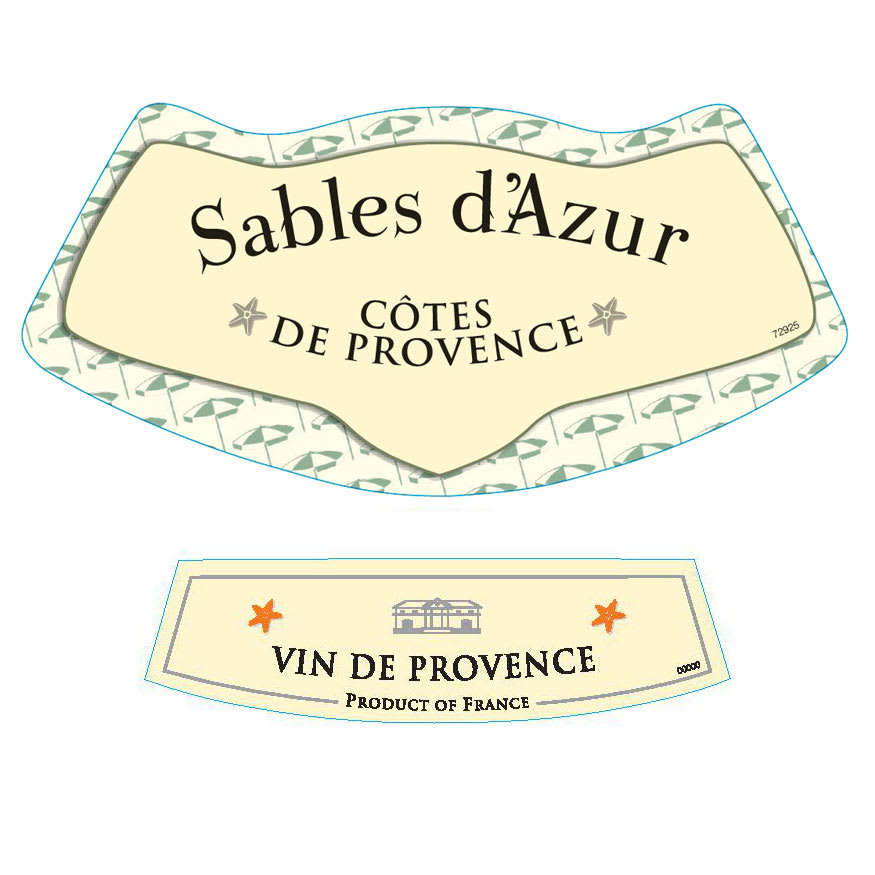 Sables d'Azur 2017 Rose - Rosé Rosé Wine