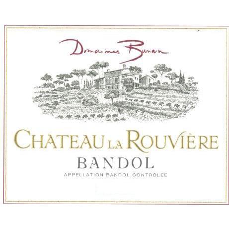 Domaines Bunan 2016 Chateau La Rouviere Bandol Rose - Rosé Rosé Wine