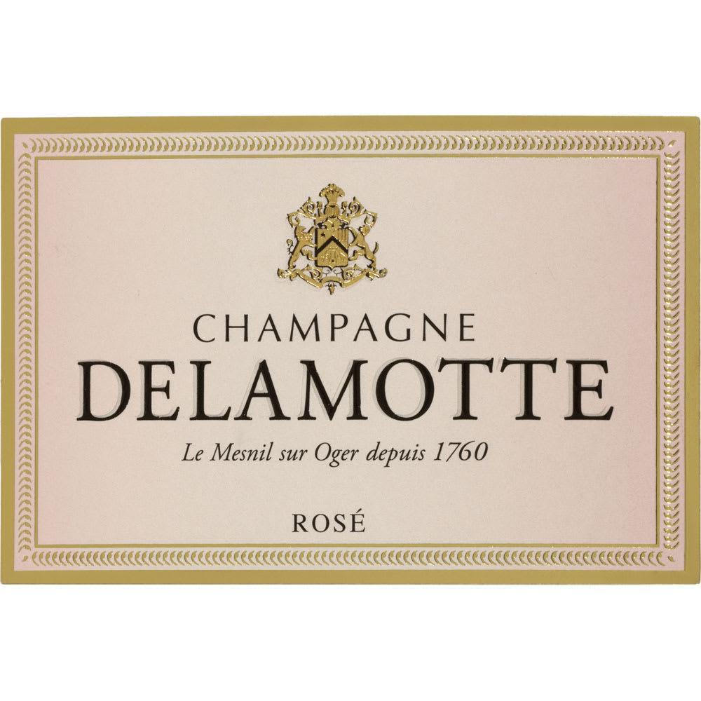 Delamotte Brut Rose - Champagne & Sparkling