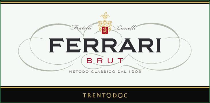 Ferrari Brut - Champagne & Sparkling