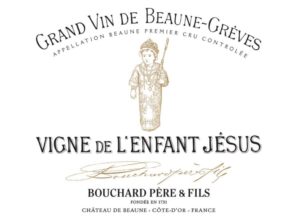 Bouchard Pere & Fils 2017 Beaune Greves Premier Cru Vigne de l'Enfant Jesus - Pinot Noir Red Wine