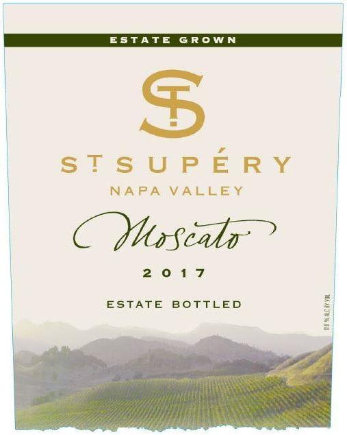 Saint Supery 2017 Moscato...