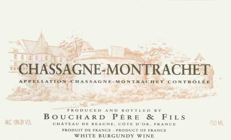 Bouchard Pere & Fils 2017 Chassagne-Montrachet - Chardonnay White Wine