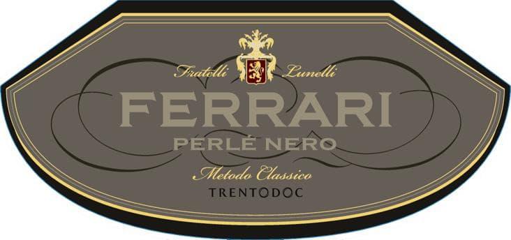 Ferrari 2008 Perle Nero - Champagne & Sparkling