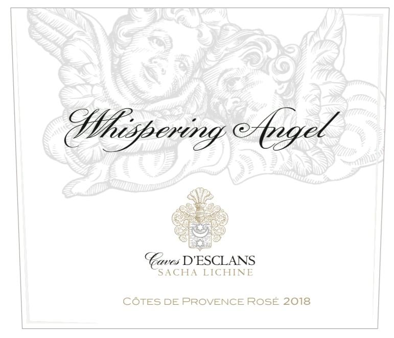Chateau d'Esclans 2018 Whispering Angel Rose - Rosé Rosé Wine