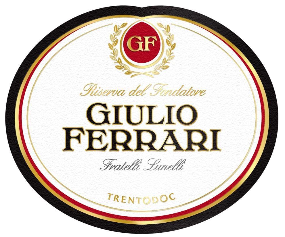 Ferrari 2007 Giulio Ferrari Riserva del Fondatore - Champagne & Sparkling