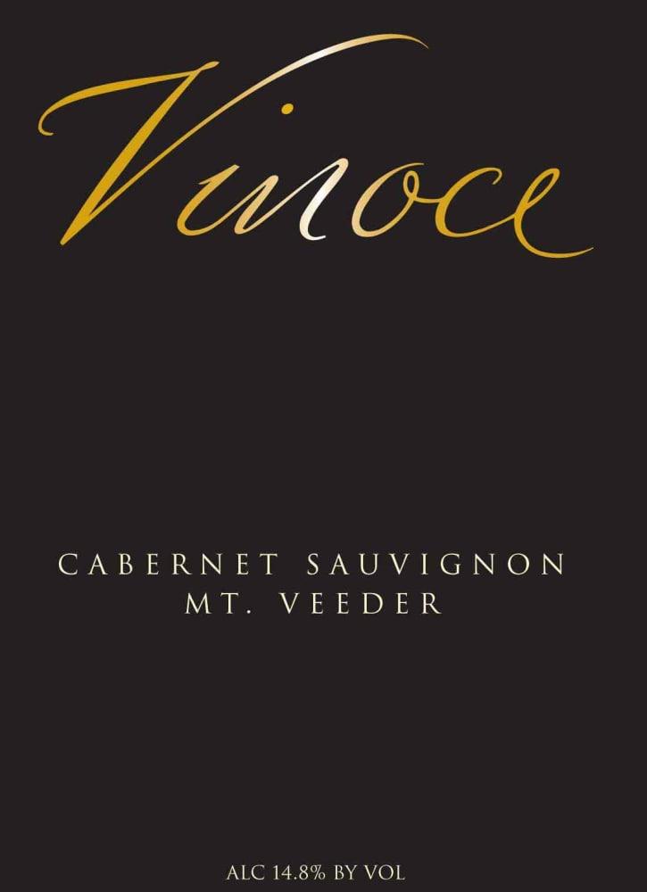 Vinoce 2014 Mt. Veeder Cabernet Sauvignon - Red Wine