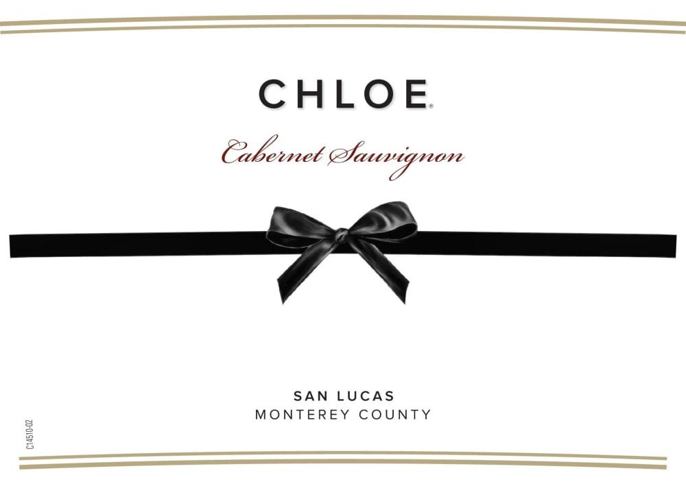 Chloe 2016 Cabernet Sauvignon - Red Wine