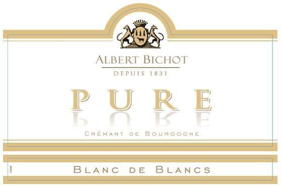 Albert Bichot Cremant de Bourgogne Blanc de Blancs Pure - Champagne & Sparkling