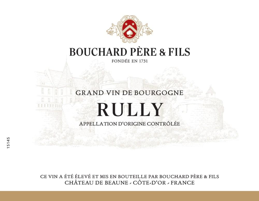 Bouchard Pere & Fils 2017 Rully Blanc - Chardonnay White Wine