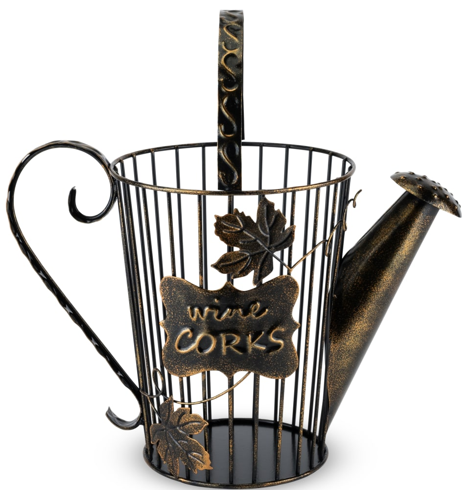 Watering Can Wine Cork Holder - Serve & Preserve Accessories