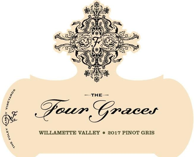 Four Graces 2017 Pinot...