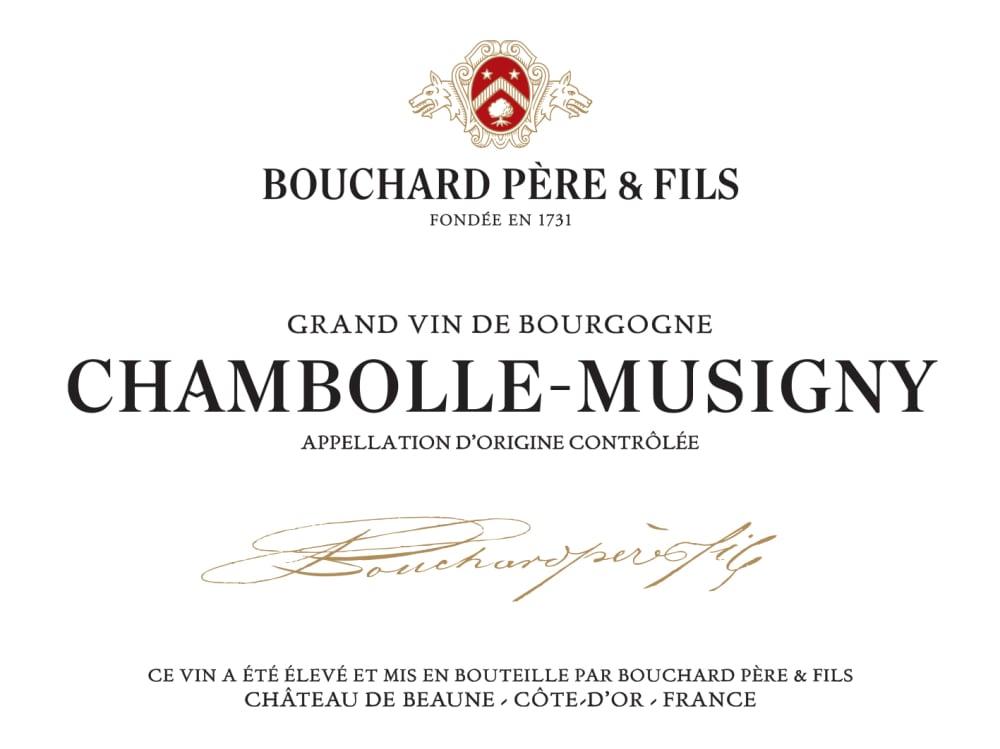 Bouchard Pere & Fils 2016 Chambolle Musigny - Pinot Noir Red Wine
