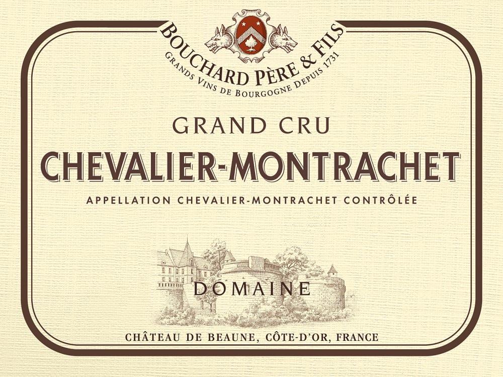 Bouchard Pere & Fils 2013 Chevalier-Montrachet Grand Cru - Chardonnay White Wine