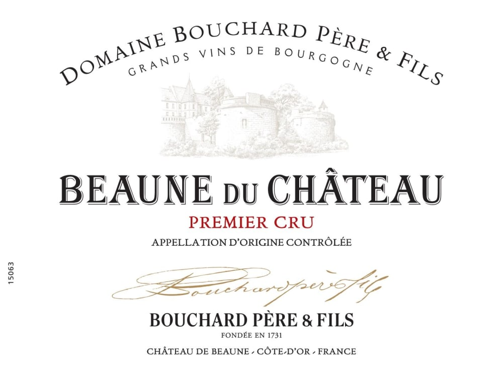 Bouchard Pere & Fils 2017 Beaune du Chateau Premier Cru Rouge - Pinot Noir Red Wine