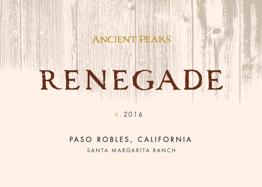 Ancient Peaks 2016 Paso...
