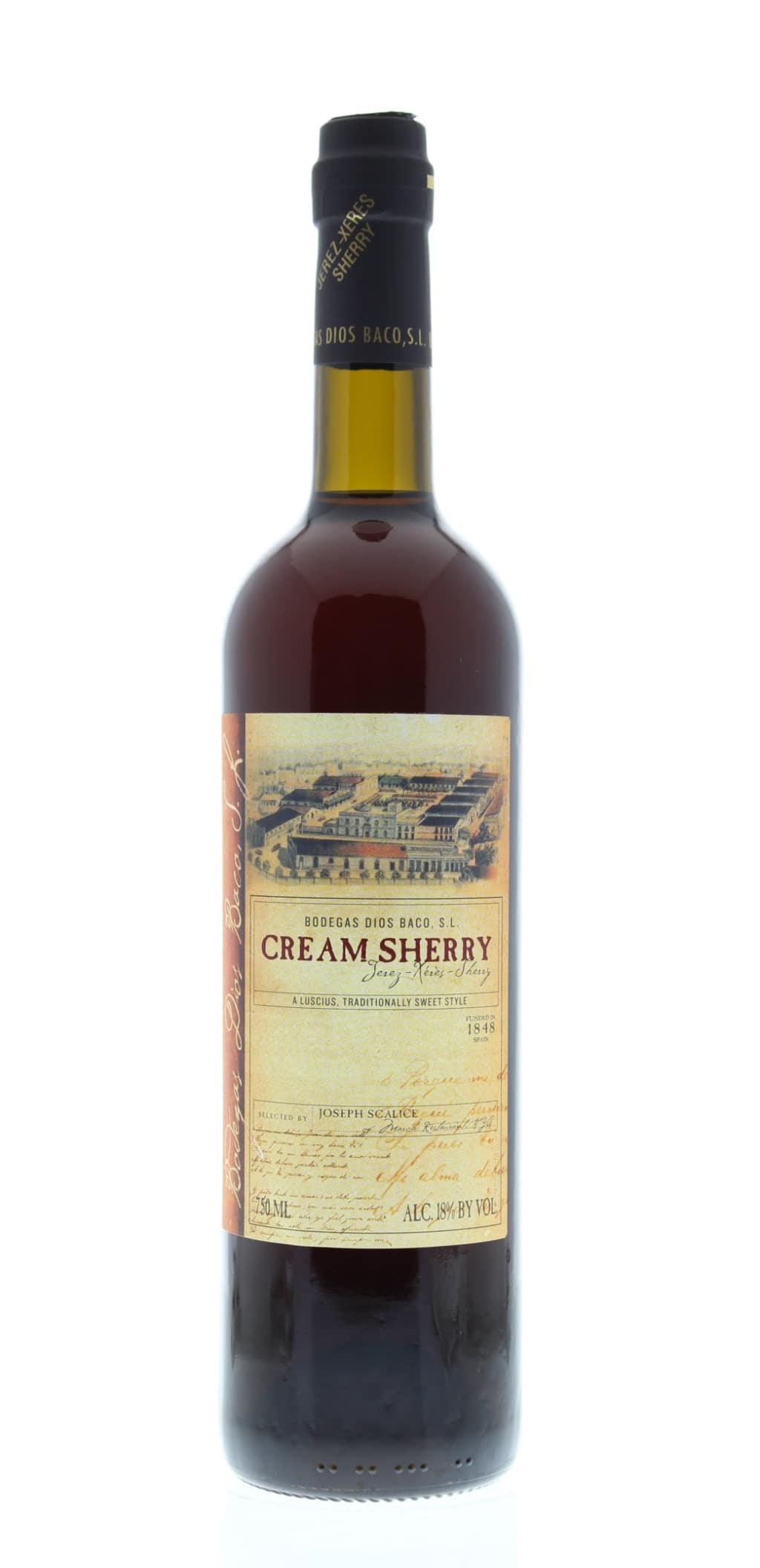 Bodegas Dios Baco Cream Sherry