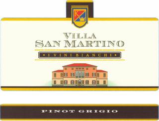 Cabert Villa San Martino Pinot Grigio 2015 Wine Com